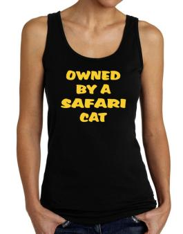 Owned By S Safari Tank Top Women