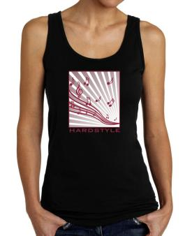 Hardstyle - Musical Notes Tank Top Women