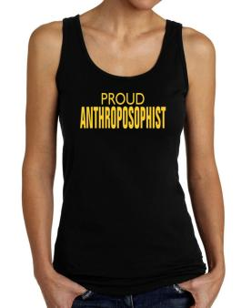 Proud Anthroposophist Tank Top Women