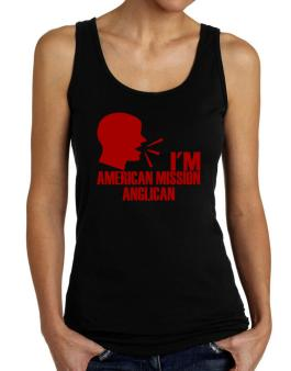 Im American Mission Anglican - Face Tank Top Women