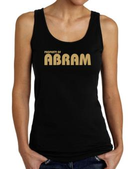 Property Of Abram Tank Top Women