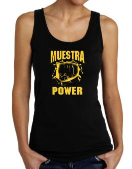 Power Ceviche Tank Top Women