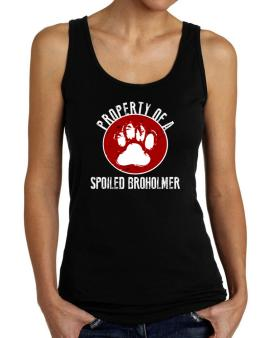 Property of a spoiled Broholmer Tank Top Women