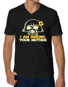 I Am Abeni, Your Mother V-Neck T-Shirt