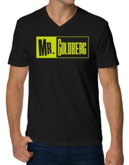 Mr. Goldberg V-Neck T-Shirt