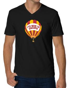 Ive Been To Zacapa V-Neck T-Shirt