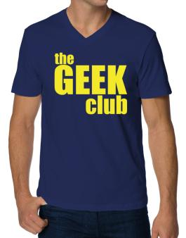 The Geek Club V-Neck T-Shirt