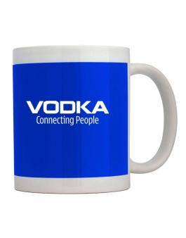 Vodka Connecting People Mug