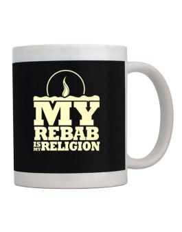 My Rebab Is My Religion Mug