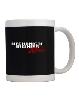 Mechanical Engineer With Attitude Mug
