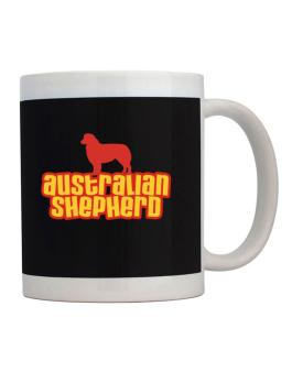 Breed Color Australian Shepherd Mug