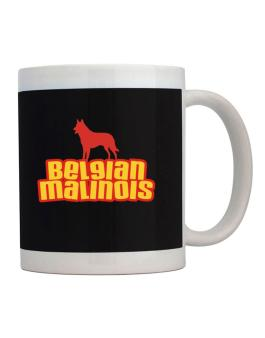 Breed Color Belgian Malinois Mug