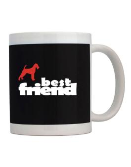Irish Terrier , My Best Friend Mug