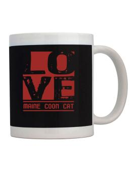 Love Maine Coon Mug