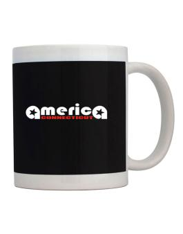 A-merica Connecticut Mug