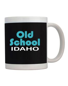 Old School Idaho Mug