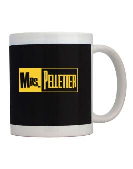 Mrs. Pelletier Mug