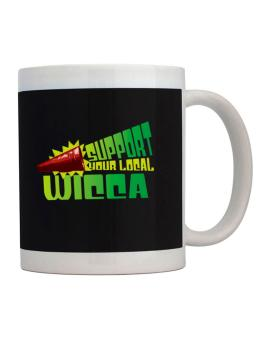 Support Your Local Wicca Mug