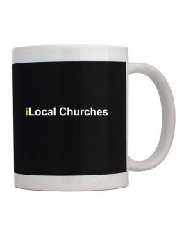 Ilocal Churches Mug