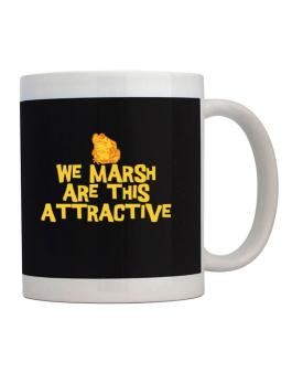 We Marsh Are This Attractive Mug