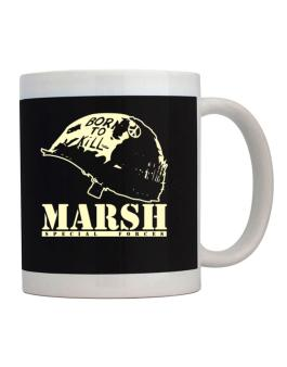 Marsh Special Forces Mug