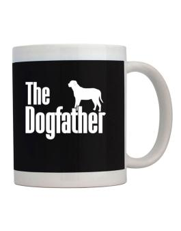 The dogfather Broholmer Mug
