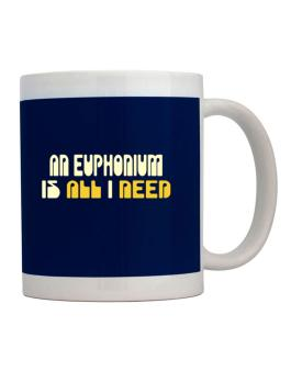 Taza de A Euphonium Is All I Need