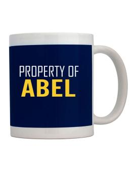 Property Of Abel Mug