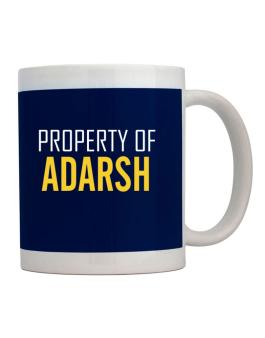 Property Of Adarsh Mug