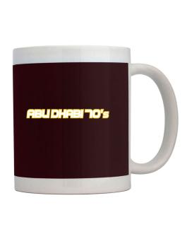Capital 70 Retro Abu Dhabi Mug