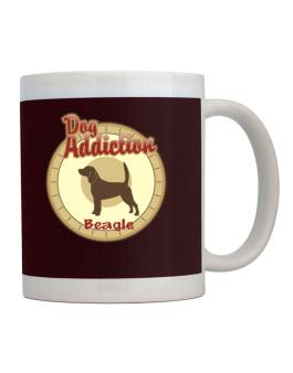 Dog Addiction : Beagle Mug