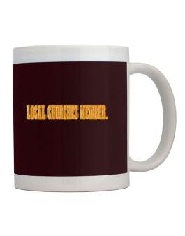 Local Churches Member. Mug