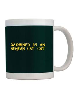 Owned By An Aegean Cat Mug