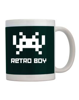 Taza de Retro Boy