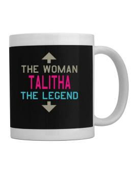 Talitha - The Woman, The Legend Mug