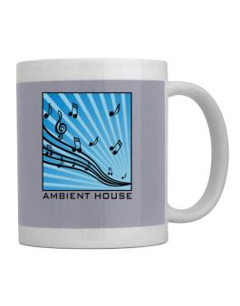 Ambient House - Musical Notes Mug