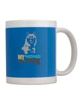 Siberian Husky My Best Friend - Urban Style Mug
