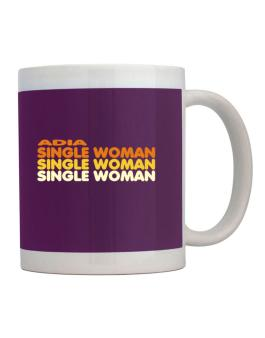 Adia Single Woman Mug