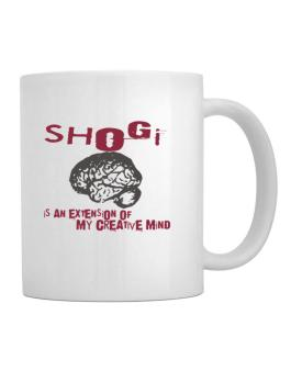 Shogi Is An Extension Of My Creative Mind Mug