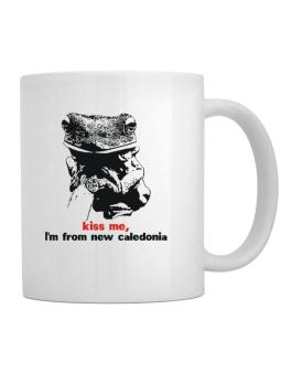 Kiss Me, I Am From New Caledonia Mug