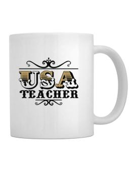 Usa Teacher Mug