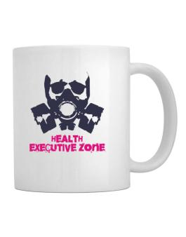 Health Executive Zone - Gas Mask Mug