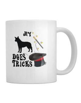 My Australian Cattle Dog Does Tricks ! Mug
