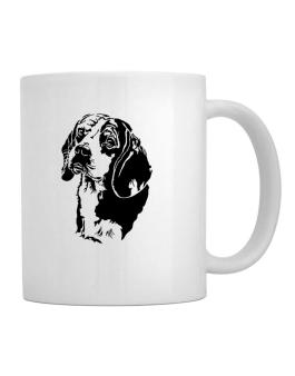 Beagle Face Special Graphic Mug
