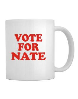 Vote For Nate Mug