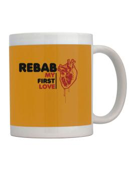 Rebab My First Love Mug
