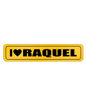 Street Sign de I Love Raquel