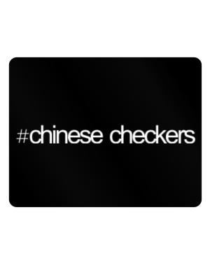 Hashtag Chinese Checkers Parking Sign - Horizontal