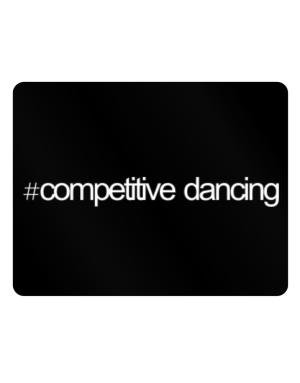 Hashtag Competitive Dancing Parking Sign - Horizontal