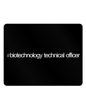 Hashtag Biotechnology Technical Officer Parking Sign - Horizontal